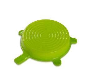 DURAN® Silicone lid, size XL, green
