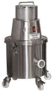 Cleanroom vacuum cleaner, CR-1200WD