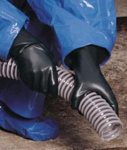 Chemical resistant gloves, Showa 878