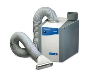 FilterMate Portable Exhauster with HEPA Filter to Thimble Connect
