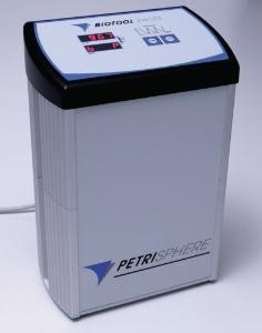 Anaerobic gas system, PetriSphere