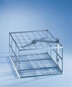 Baskets, mobile injectors, mobile units, covers and injector nozzles for  laboratory glassware washing machines