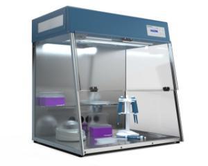 PCR workstation pro HEPA