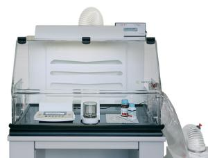 Safety weighing cabinets, SWC series