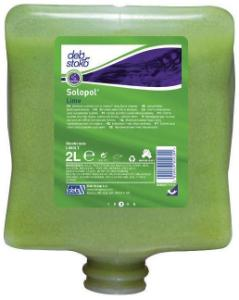 Hand cleansing cream, Solopol® Lime