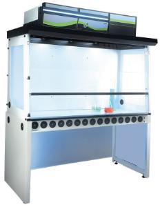 Ductless filtering fume hoods, Captair® Smart 633