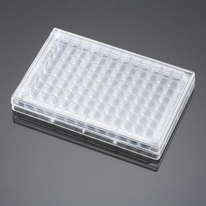 96 square well, flat bottom plate, Falcon®