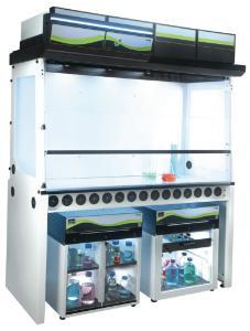 Ductless filtering fume hoods, Captair® Smart 714