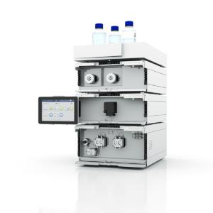 Preparative HPLC system, prep LC premier