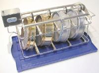 Sieve cleaning module