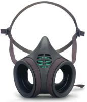 Half masks against gas, vapour and dust, 8000 series
