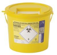 SHARPSGUARD® yellow, 7 l