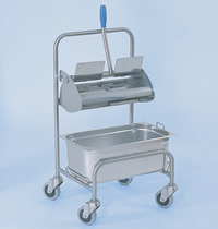 Bucket Systems - Stainless Steel