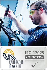 Accredited Thermometer Calibration and Repair Service